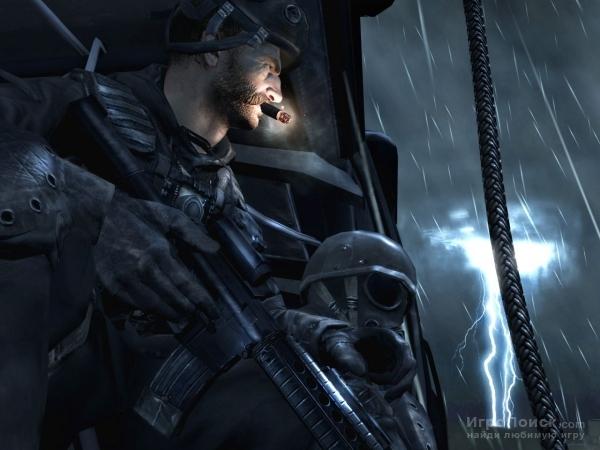 Капитан Прайс вернётся в новой Call of Duty
