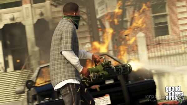 Microsoft раздает деньги покупателям Grand Theft Auto 5
