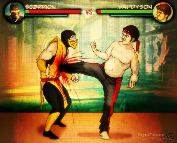 Обзор Mortal Kombat 9