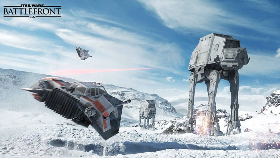 Star Wars: Battlefront бесплатно и на всех платформах