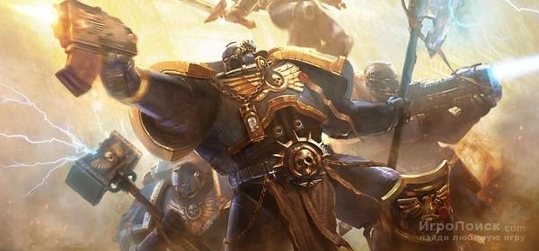 Warhammer 40,000: Space Marine на E3