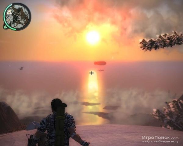 Скриншот к игре Just Cause 2