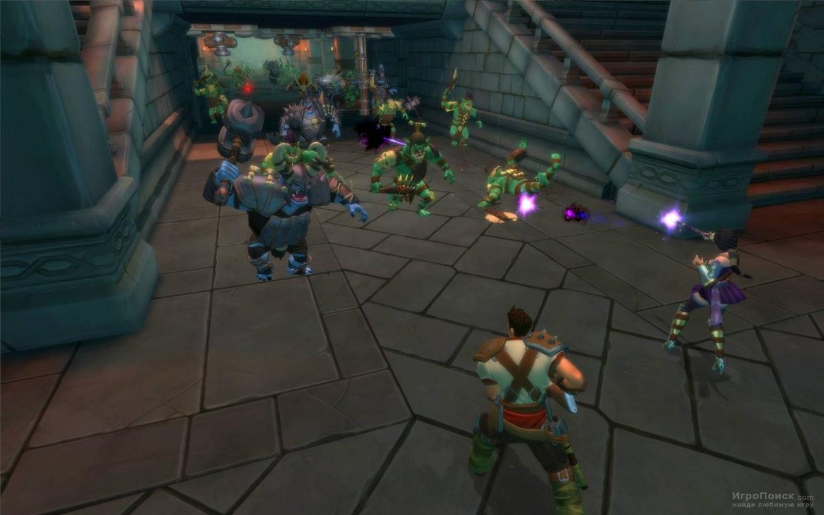 Скриншот к игре Orcs Must Die! 2