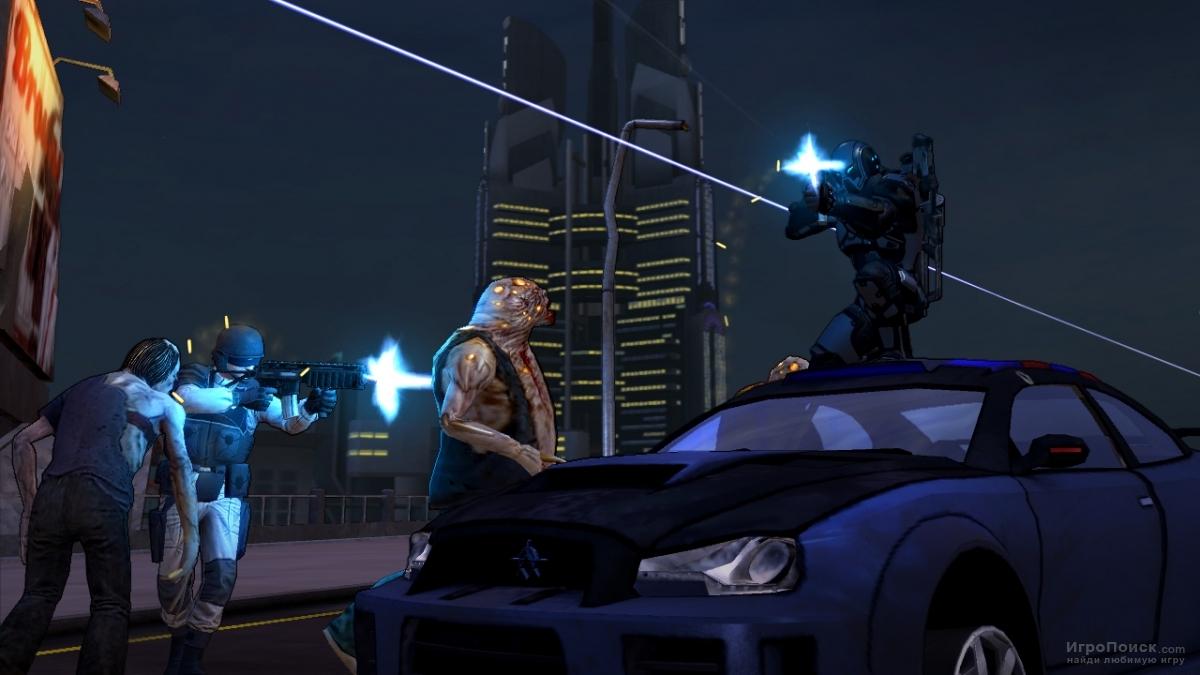 Скриншот к игре Crackdown 2
