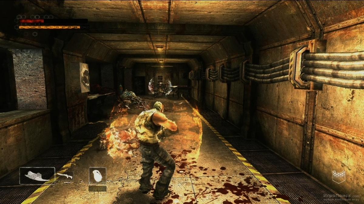 Скриншот к игре MorphX