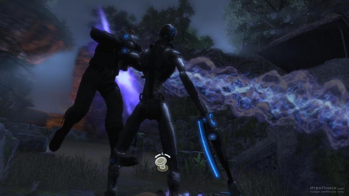 Скриншот к игре Dark Void
