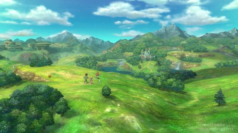 Скриншот к игре Ni No Kuni: Wrath Of The White Witch