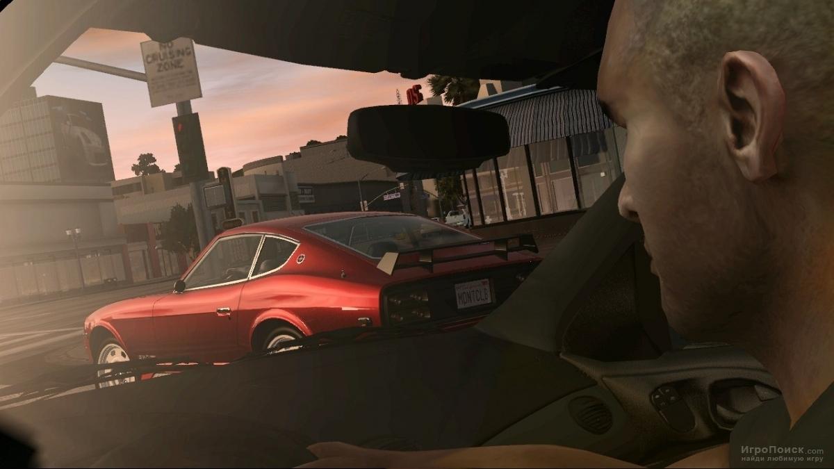 Скриншот к игре Midnight Club: Los Angeles