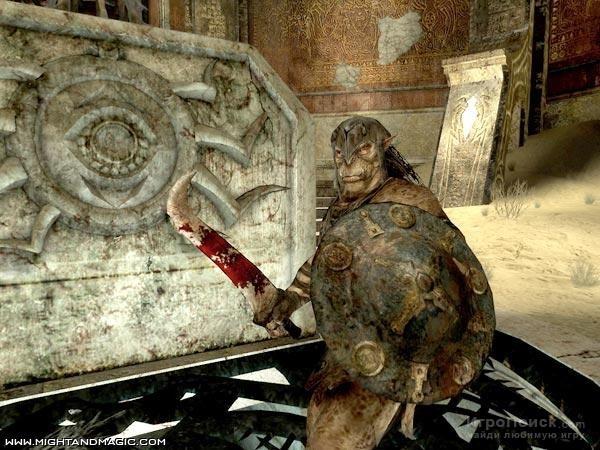 Скриншот к игре Dark Messiah of Might and Magic