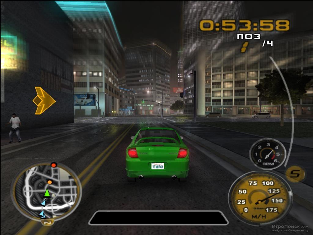 Скриншот к игре Midnight Club 3: DUB Edition