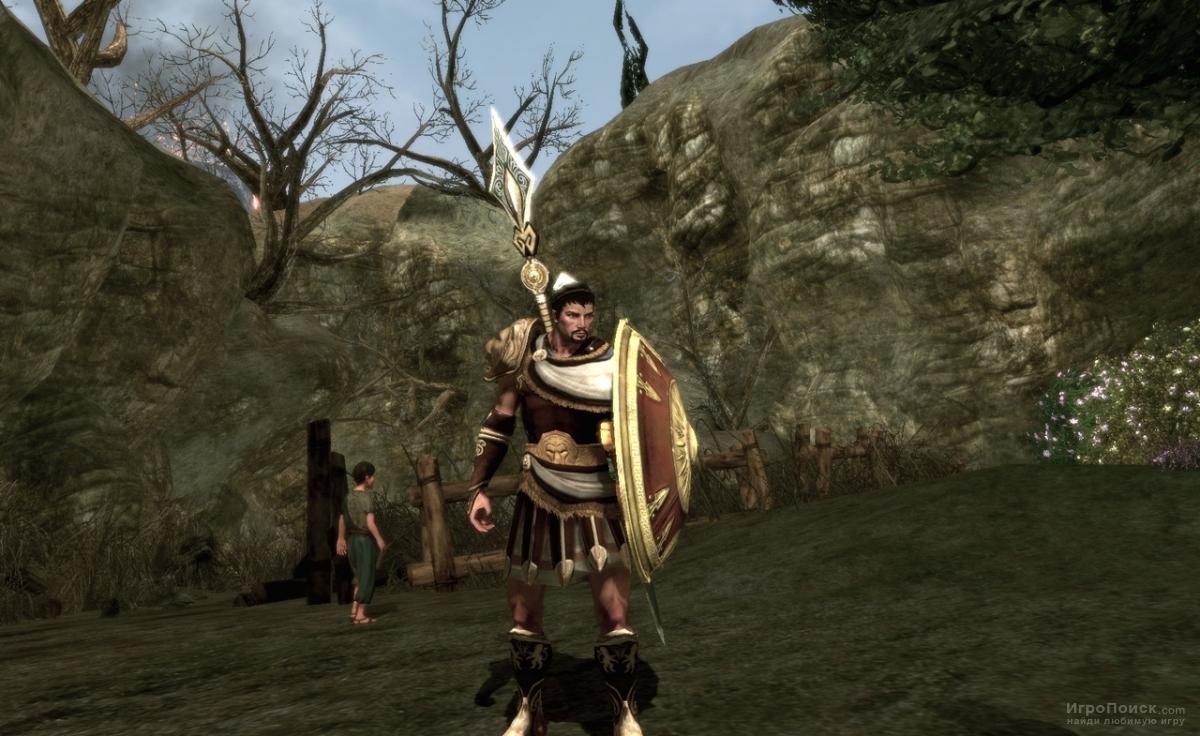 Скриншот к игре Rise of the Argonauts