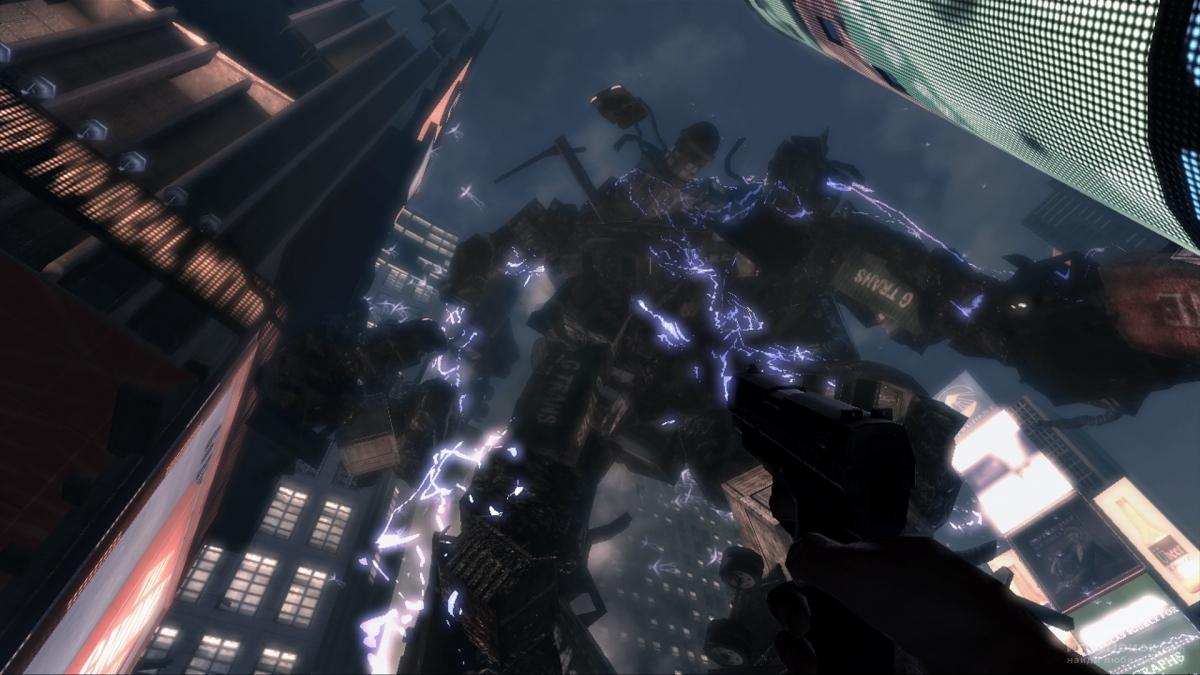 Скриншот к игре Legendary