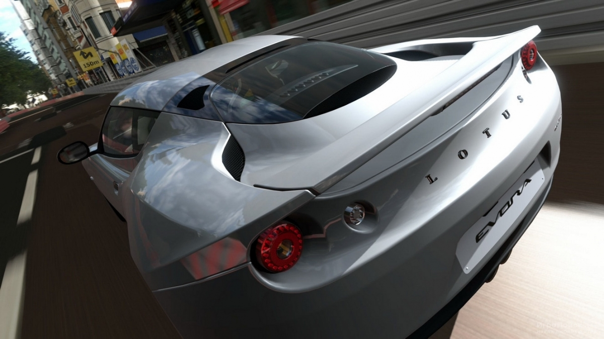 Скриншот к игре Gran Turismo 5 Prologue