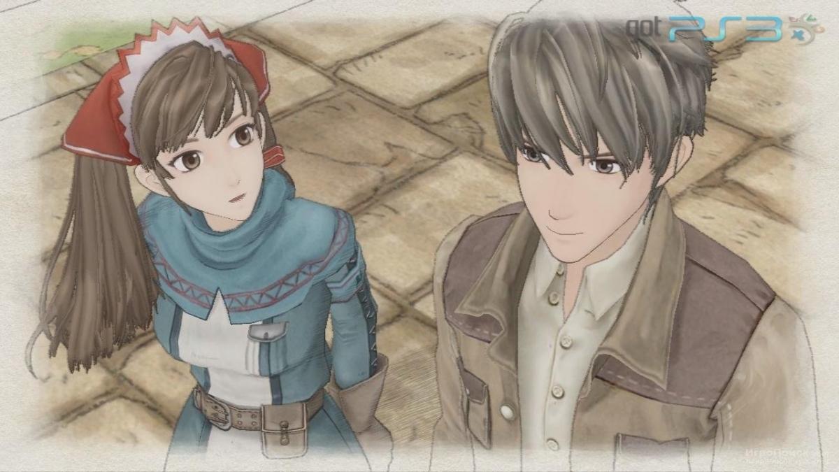 Скриншот к игре Valkyria Chronicles