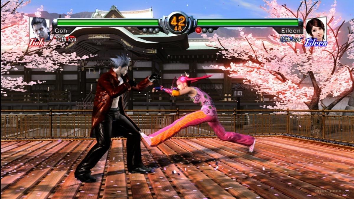 Скриншот к игре Virtua Fighter 5