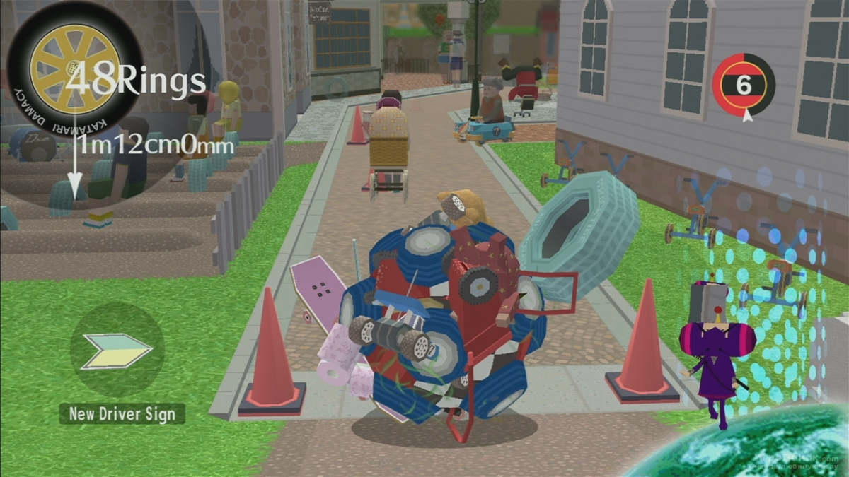 Beautiful Katamari Cheats