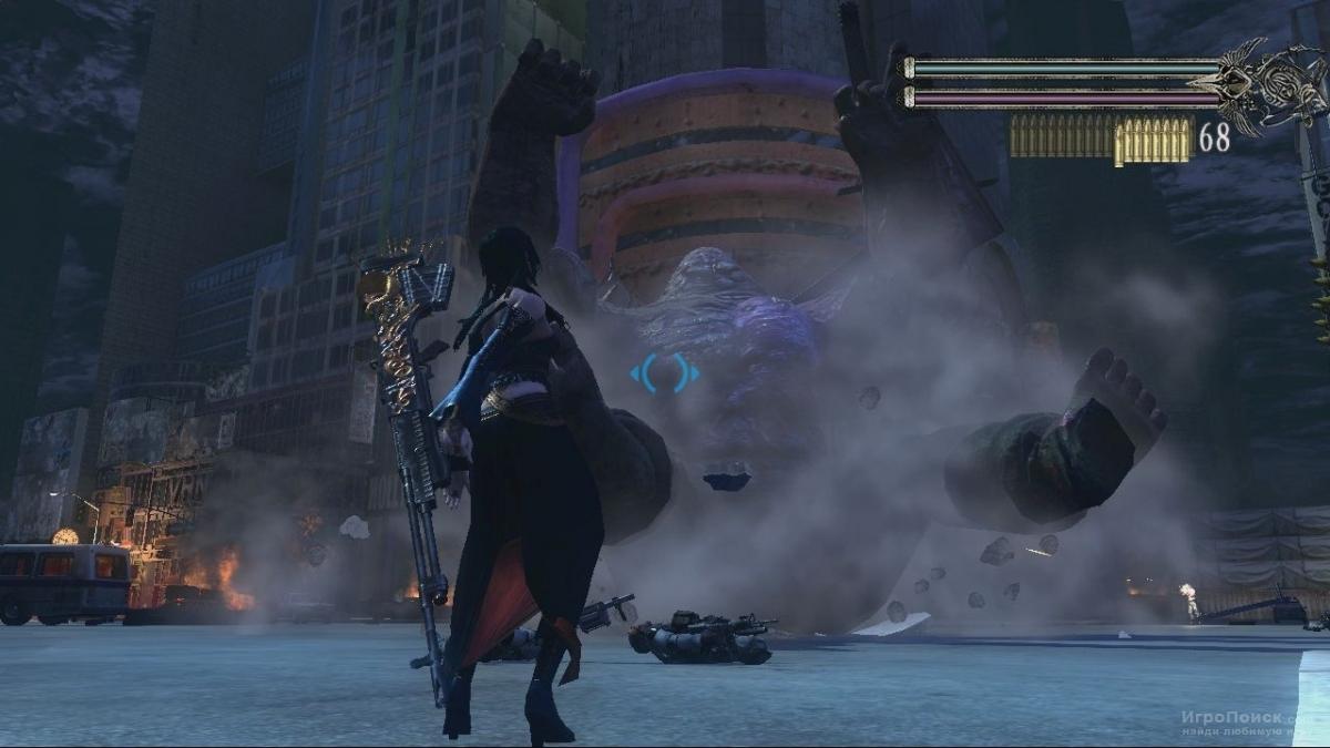 Скриншот к игре Bullet Witch