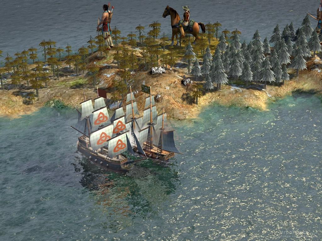 Скриншот к игре Sid Meier's Civilization IV