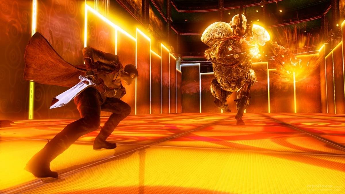 Скриншот к игре DmC: Devil May Cry