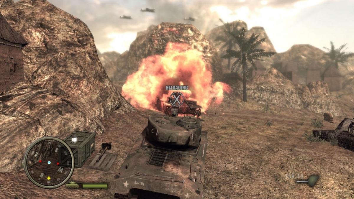 Скриншот к игре Hour of Victory