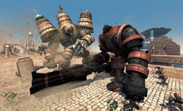 Скриншот к игре Demigod
