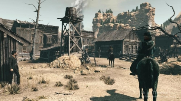 Скриншот к игре Call of Juarez: Bound in Blood