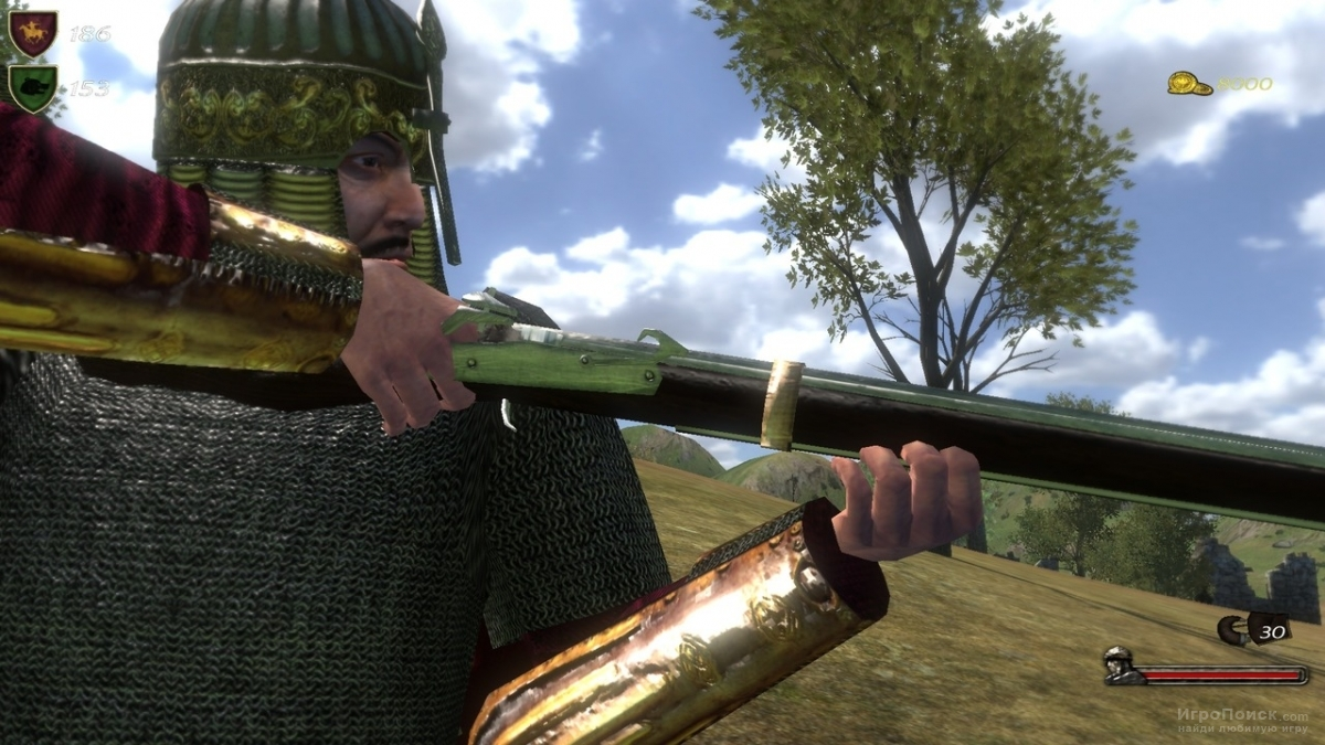 Скриншот к игре Mount and Blade: Fire and Sword