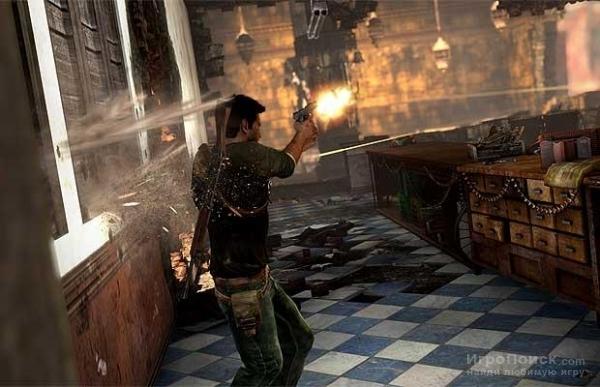 Скриншот к игре Uncharted 2: Among Thieves