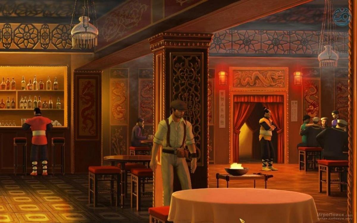 Скриншот к игре Lost Horizon