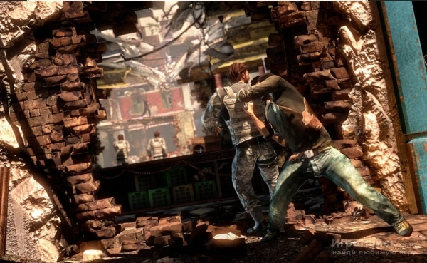 Скриншот к игре Uncharted 2: Among Thieves