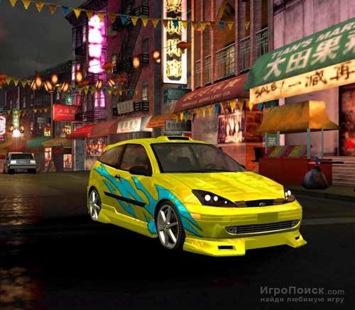 Скриншот к игре Need For Speed: Underground 2