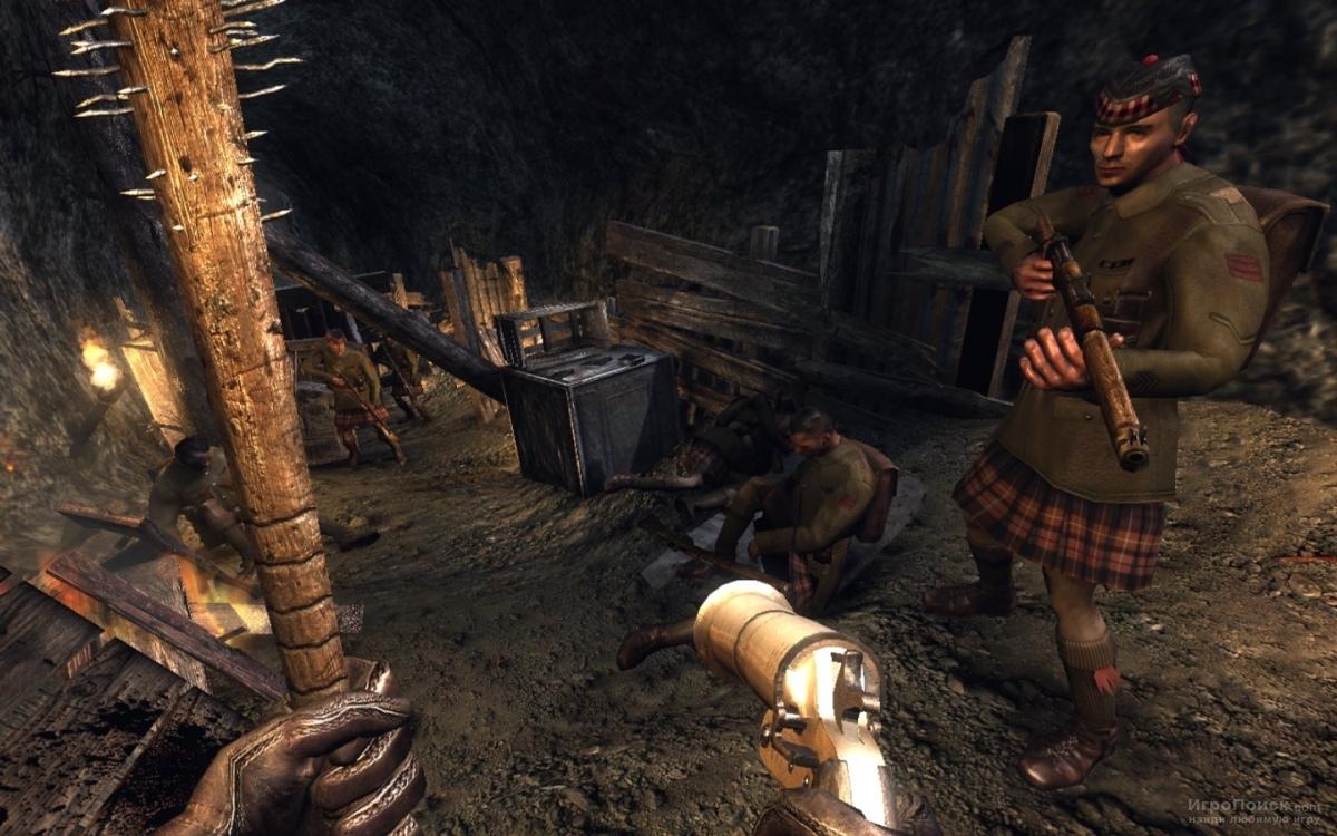 Скриншот к игре NecroVisioN