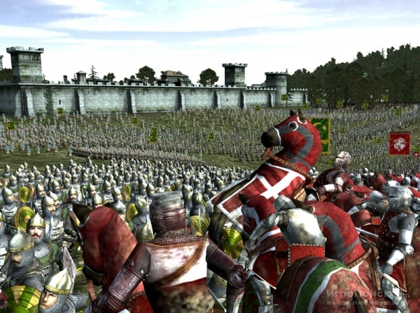 Скриншот к игре Medieval: Total War