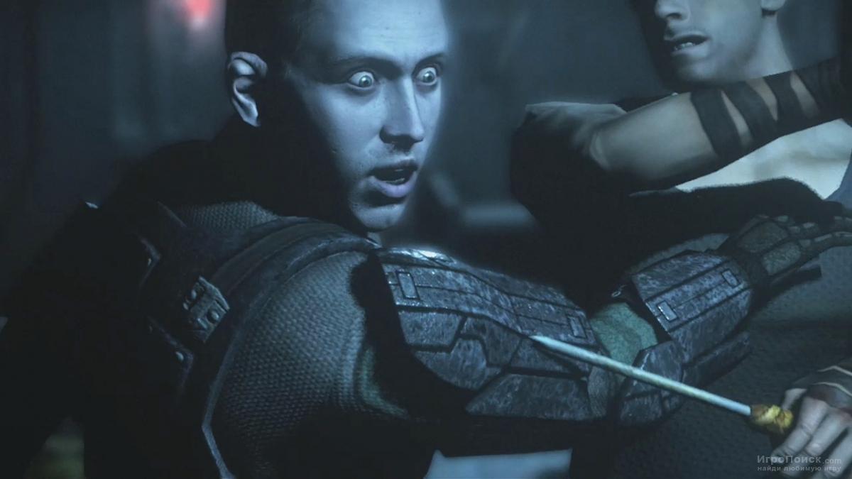 Скриншот к игре The Chronicles of Riddick: Assault on Dark Athena