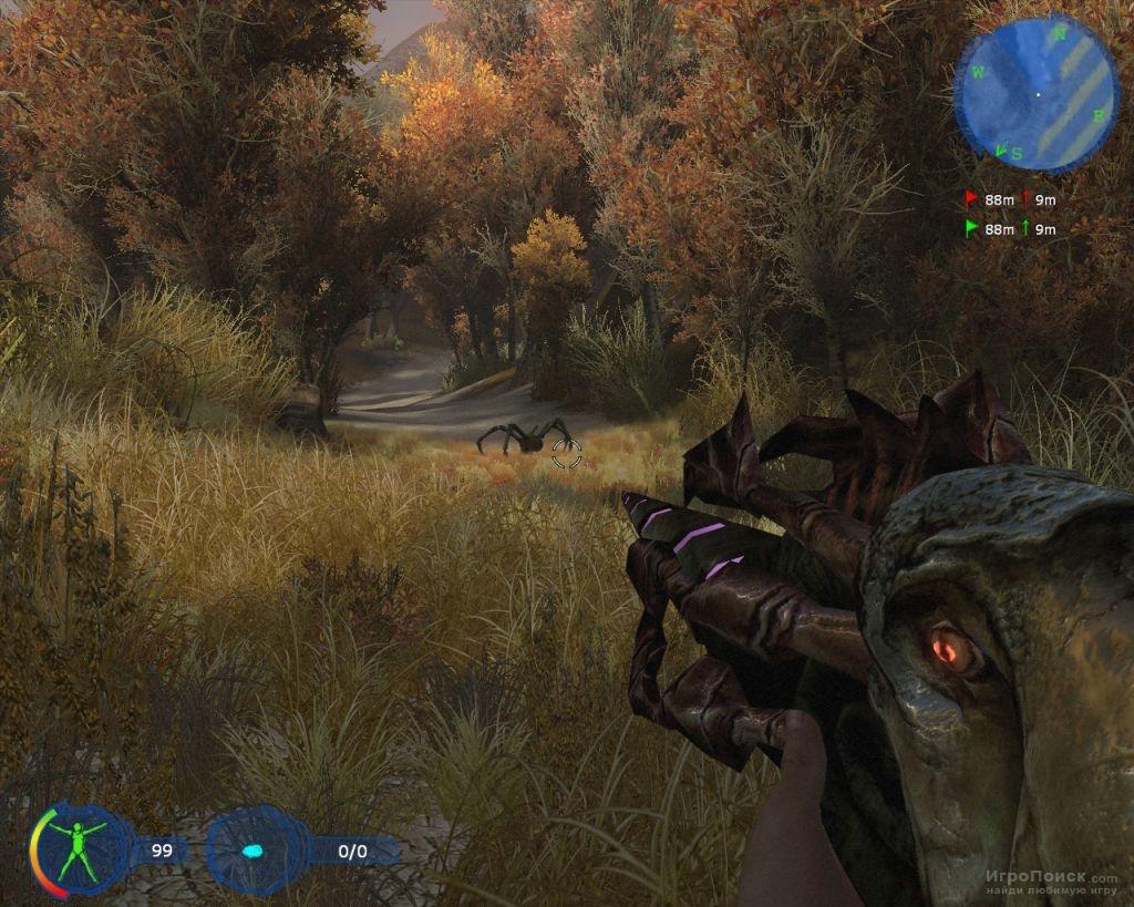 Скриншот к игре The Precursors