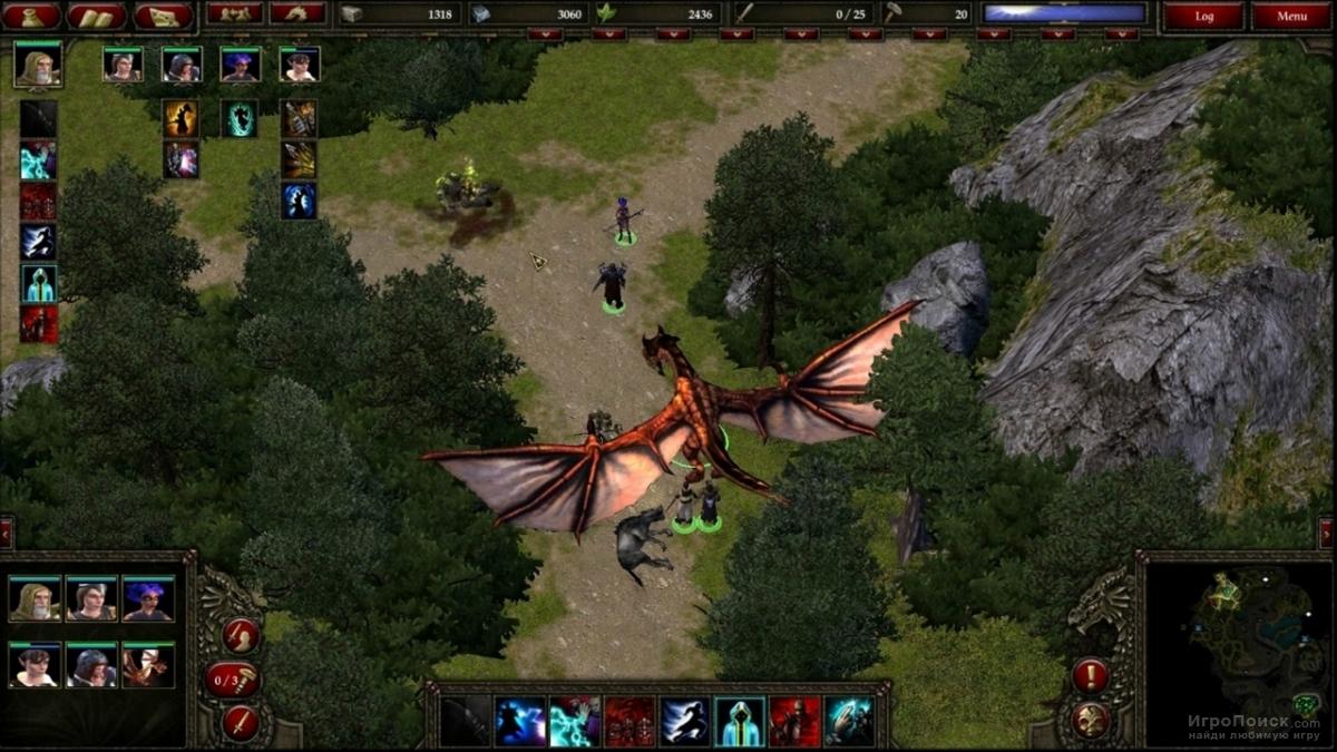 Скриншот к игре Spellforce 2: Faith in Destiny