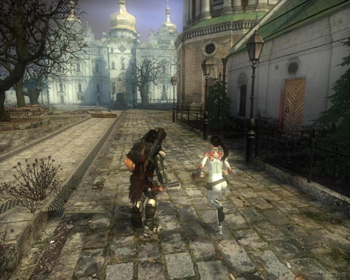 Скриншот к игре Collapse