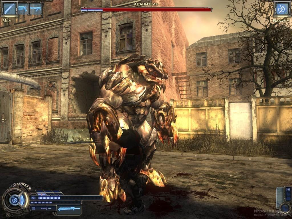 Скриншот к игре Collapse: Devastated World