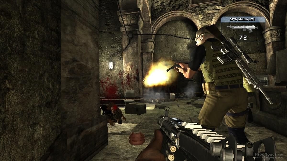 Скриншот к игре Conflict: Denied Ops
