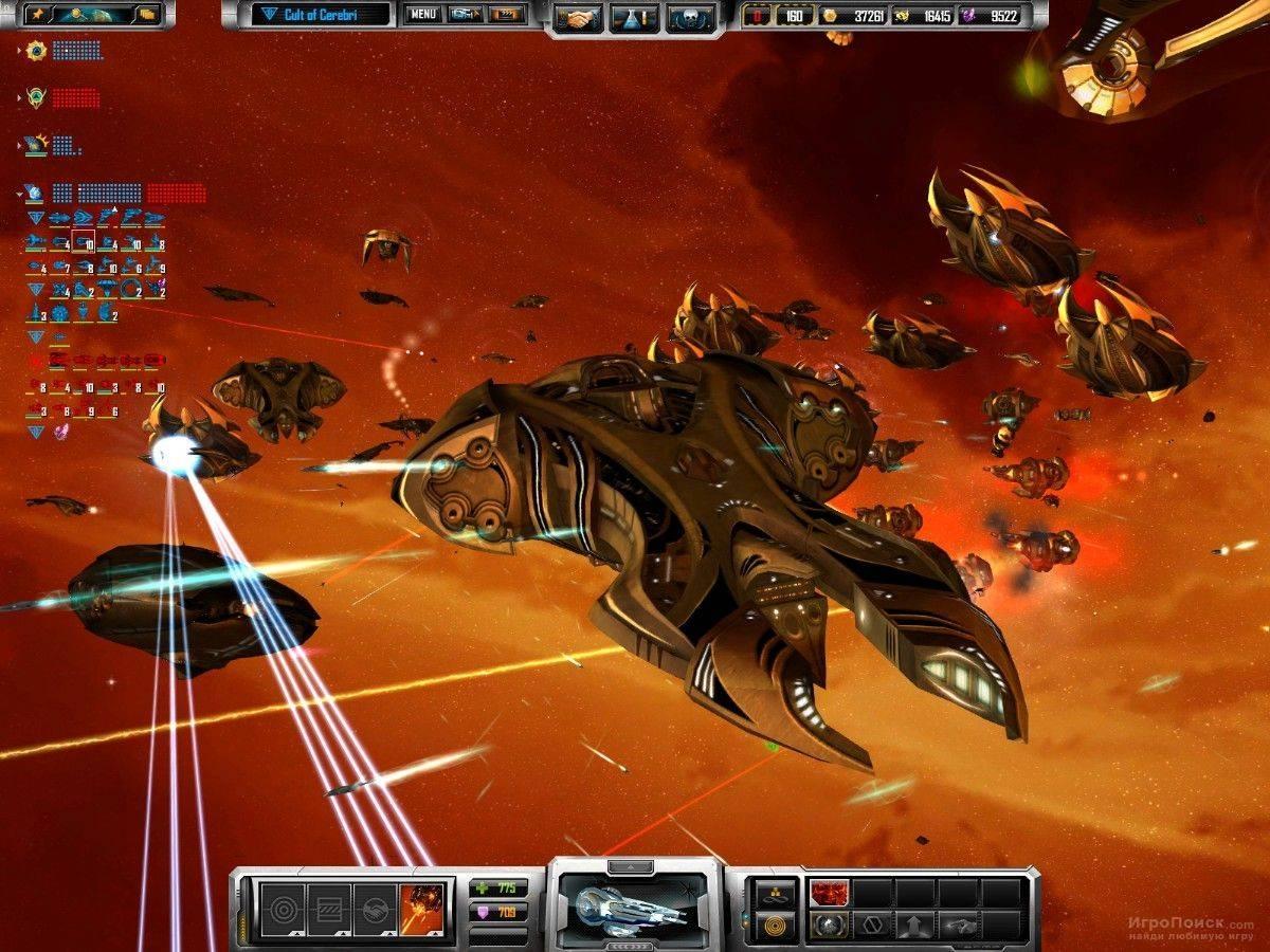 Скриншот к игре Sins of a Solar Empire