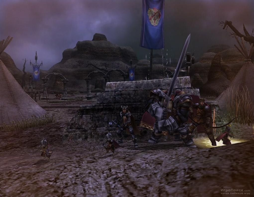 Скриншот к игре Pandora Saga