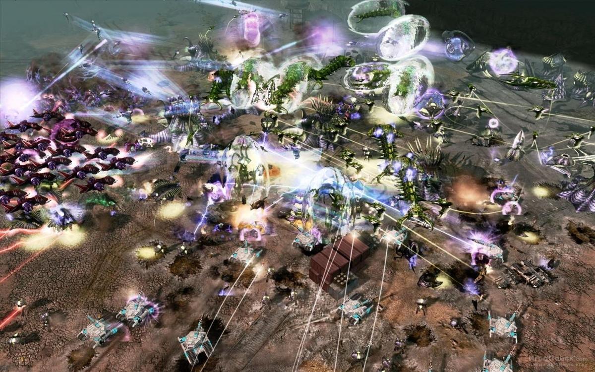 Скриншот к игре Command and Conquer 3: Tiberium Wars