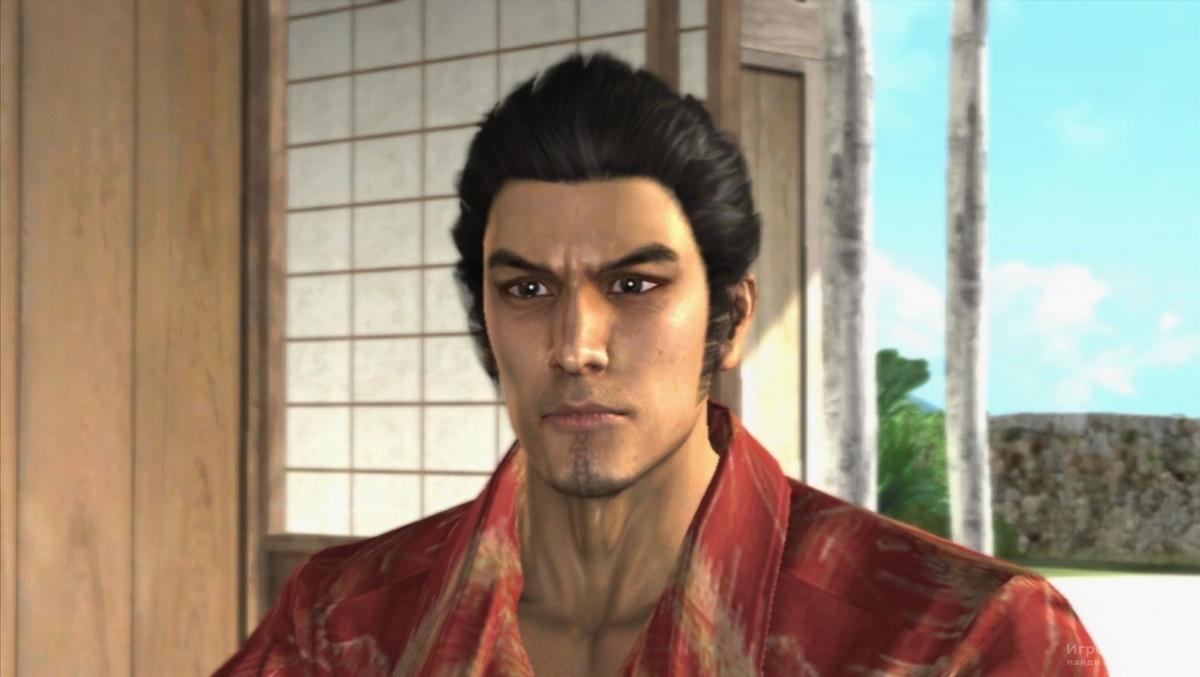 Скриншот к игре Yakuza 3