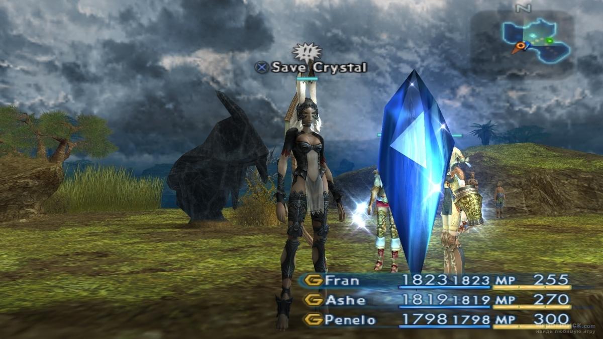Скриншот к игре Final Fantasy XII