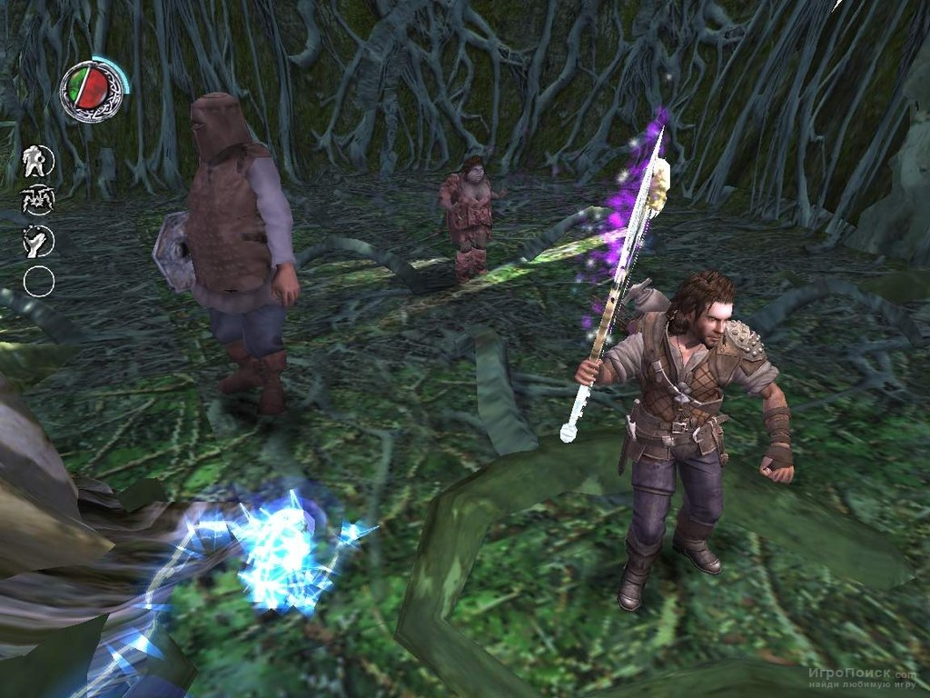 Скриншот к игре The Bard's Tale