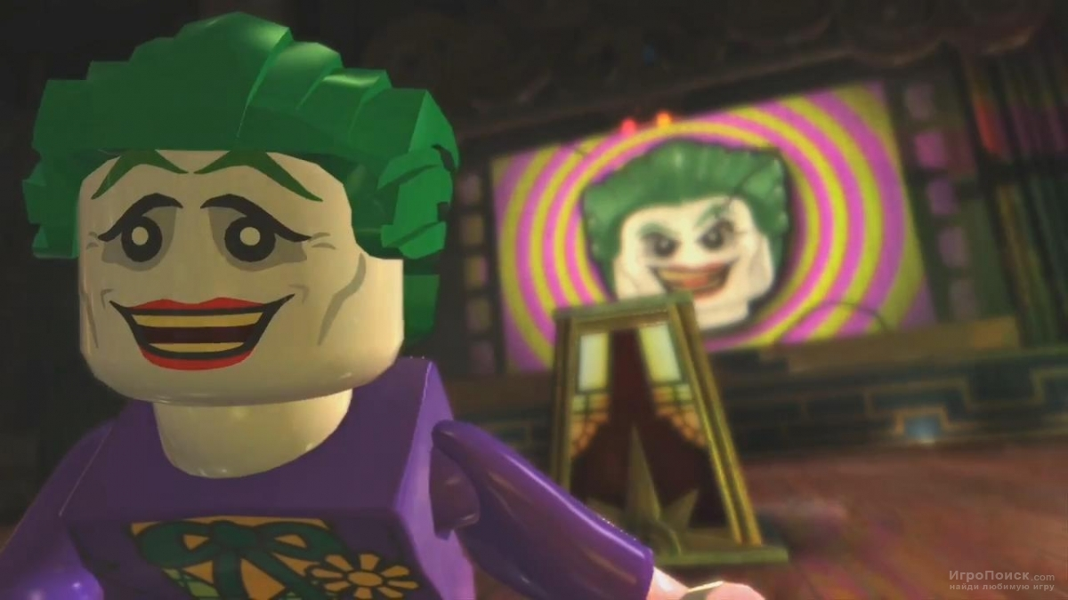 Скриншот к игре LEGO Batman 2: DC Super Heroes
