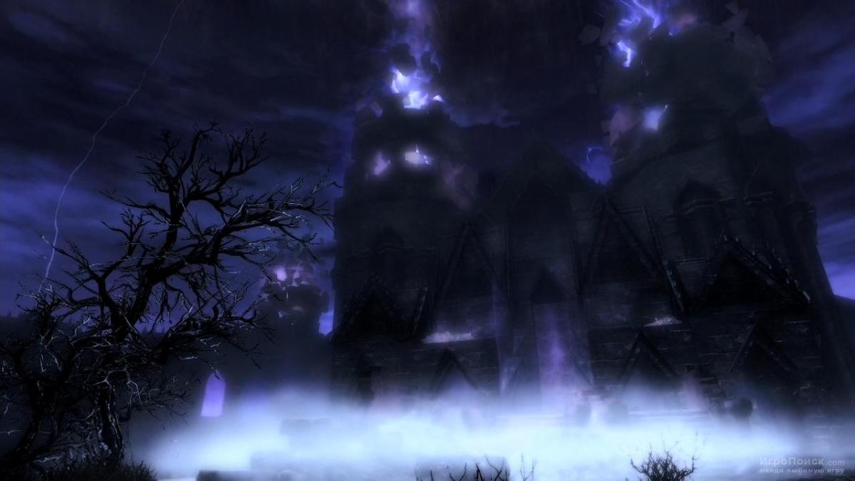 Скриншот к игре The Elder Scrolls V: Skyrim - Dawnguard