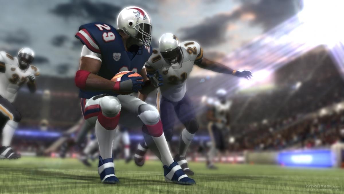 Скриншот к игре Backbreaker