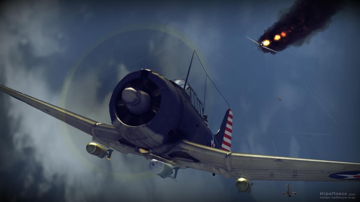 Скриншот к игре Birds of Steel