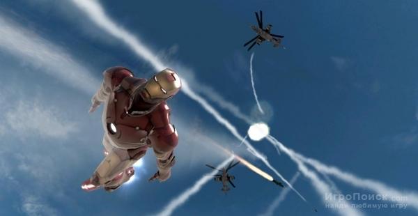 Скриншот к игре Iron Man